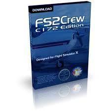 FS2Crew: FSX Default 172 Edition