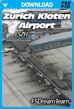Zurich Kloten Airport (LSZH)