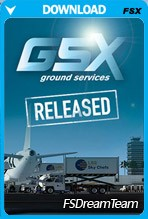 GSX Ground Services For FSX