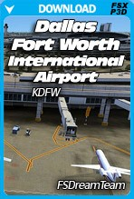 Dallas/Fort Worth International Airport (KDFW)