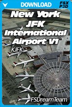 New York JFK International Airport V1 (KJFK)