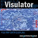 FSX Visulator Map