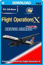 Flight Operation X - British Airways