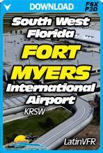 South West Florida Fort Myers International Airport (KRSW)