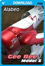 Alabeo Gee Bee Model Z (FSX/P3D)