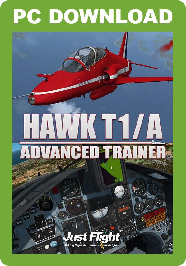 Hawk T1/A Advanced Trainer  (FSX+P3D)