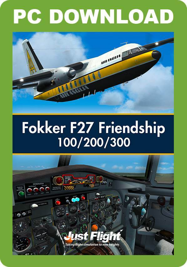 Fokker F27 Friendship 100/200/300