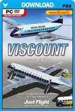 Viscount - Legends Of Flight
