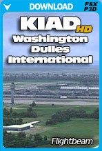 Washington Dulles International Airport (KIAD)