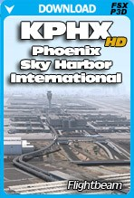 Phoenix Sky Harbor International Airport (KPHX)