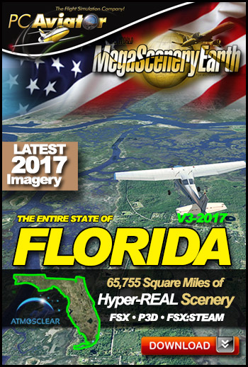 MegaSceneryEarth 3 - Florida (2017)