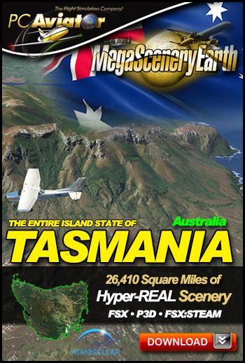MegaSceneryEarth 3 - Tasmania