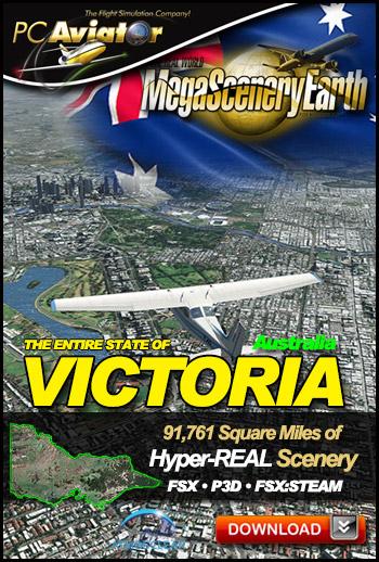 MegaSceneryEarth 3 - Victoria