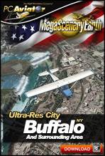 MegaSceneryEarth 2.0 - Ultra-Res Cities - Buffalo