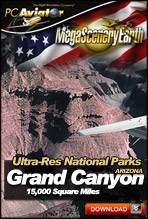 MegaSceneryEarth 2.0 Ultra-Res National Parks - Grand Canyon