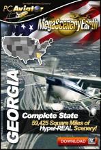 MegaSceneryEarth 2.0 - Georgia Complete State