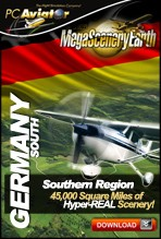MegaSceneryEarth 2.0 - Germany South