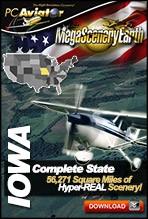 MegaSceneryEarth 2.0 - Iowa Complete State