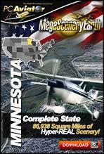MegaSceneryEarth 2.0 - Minnesota Complete State