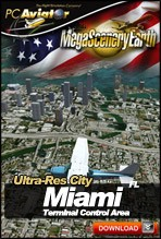 MegaSceneryEarth 2.0 - Ultra-Res Cities - Miami
