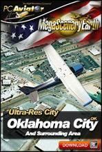 MegaSceneryEarth 2.0 - Ultra-Res Cities - Oklahoma City