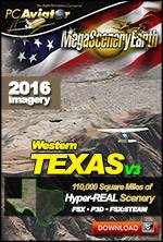 MegaSceneryEarth 3 - Texas West