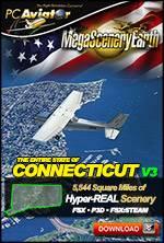 MegaSceneryEarth 3 - Connecticut