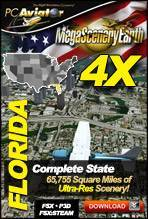 MegaSceneryEarth 4X - Florida