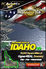 MegaSceneryEarth 3 - Idaho