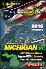 MegaSceneryEarth 3 - Michigan