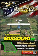 MegaSceneryEarth 3 - Missouri