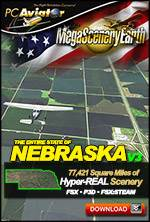 MegaSceneryEarth 3 - Nebraska