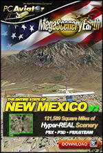 MegaSceneryEarth 3 - New Mexico