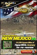 MegaSceneryEarth 3 - New Mexico