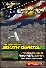 MegaSceneryEarth 3 - South Dakota