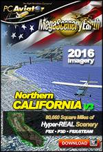 MegaSceneryEarth 3 - California V3 (Northern)