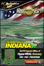 MegaSceneryEarth 3 - Indiana