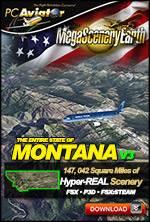 MegaSceneryEarth 3 - Montana