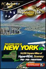 MegaSceneryEarth 3 - New York State