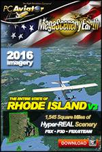 MegaSceneryEarth 3 - Rhode Island