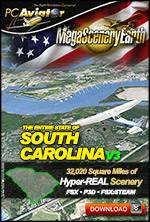 MegaSceneryEarth 3 - South Carolina