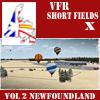 VFR Short Fields X - Vol 2 Newfoundland