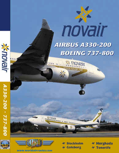 Just Planes DVD - Novair