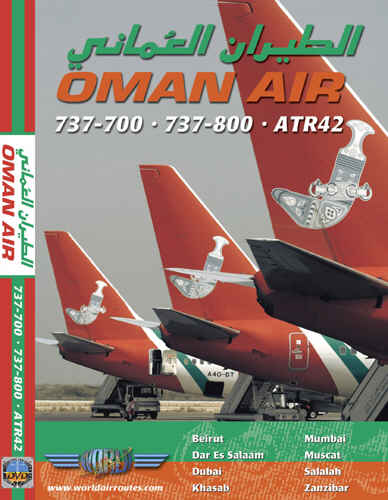 Just Planes DVD - Oman Air