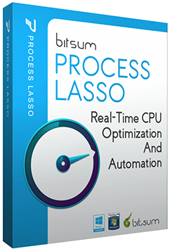 Process Lasso - Single PC Annual License