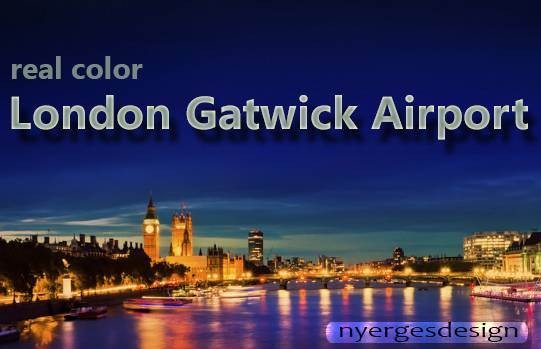 Real Color EGKK for Tower! 2011