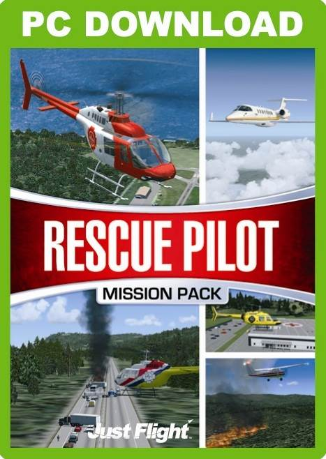 Rescue Pilot - Mission Pack
