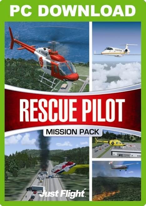 Rescue Pilot - Mission Pack