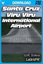 Santa Cruz Bolivia Viru Viru International Airport (SLVR)