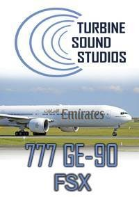 Boeing 777 GE-90 soundpack for FSX HD